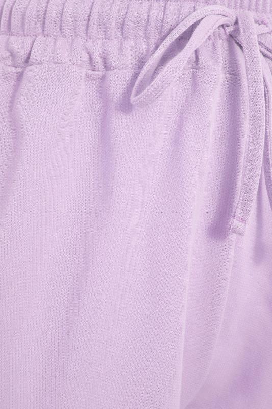 Lilac Jersey Jogger Shorts_S.jpg