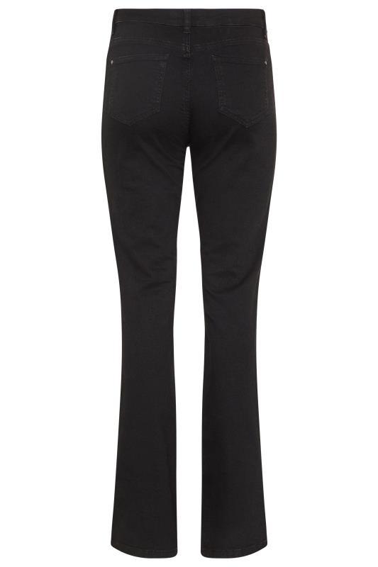 Black Ultra Stretch Bootcut Jeans_BK.jpg