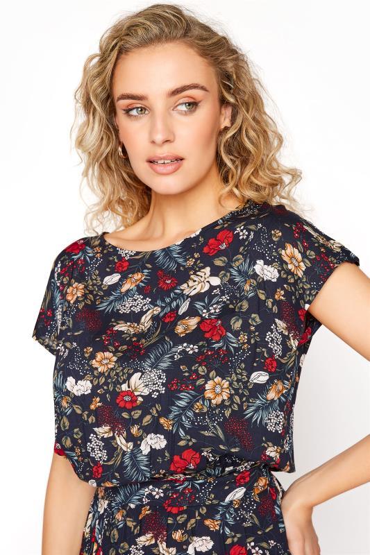 LTS Navy Floral Tie Back Maxi Dress_D.jpg