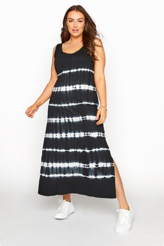 Black Tie Dye Print Maxi Dress_B.jpg