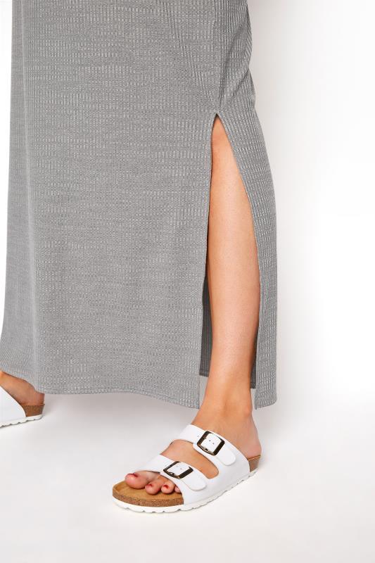 LTS Maternity Grey Ribbed Maxi Skirt_C.jpg
