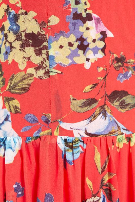 LTS Coral Floral Halter Neck Maxi Dress_s.jpg