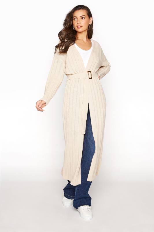 LTS Cream Ribbed Belted Cardigan_A.jpg