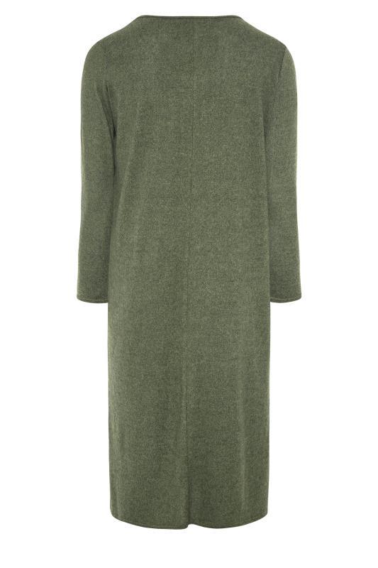 Green Knitted Jumper Dress_BK.jpg