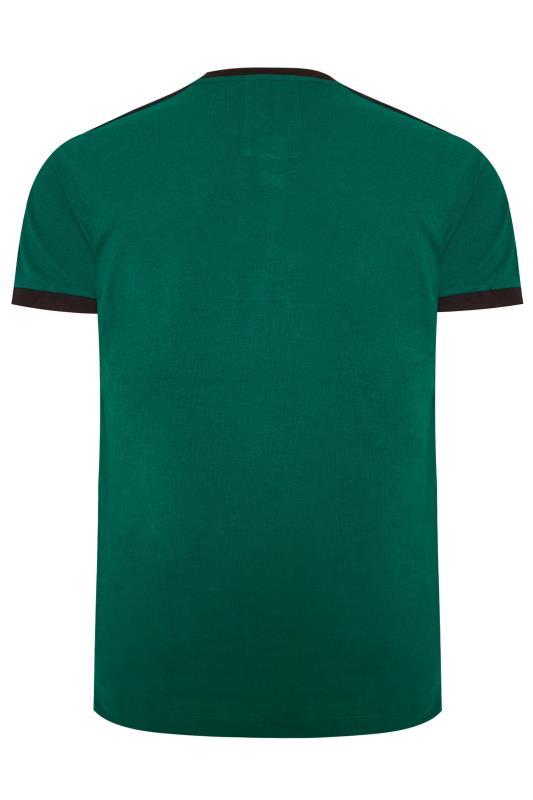 LUKE 1977 Green Archie Boy Tape T-Shirt