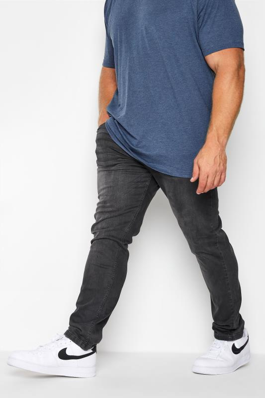D555 Grey Tapered Stretch Jeans_A.jpg