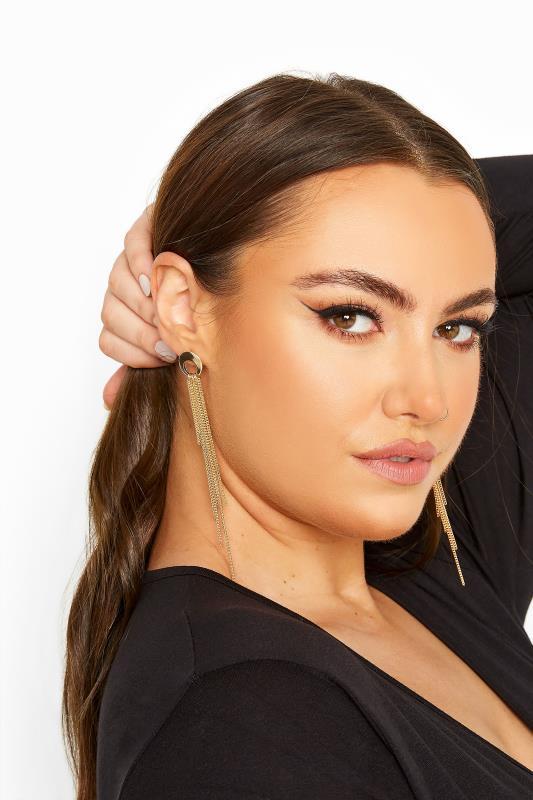 Gold Tassel Long Earrings_A.jpg