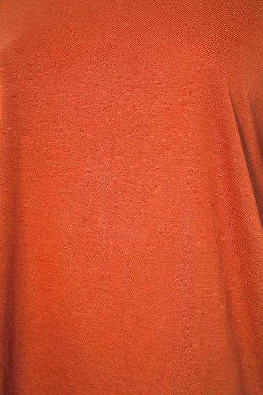 Burnt Orange Scoop Neck T-Shirt_S.jpg