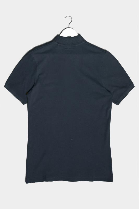 BadRhino Navy Essential Polo Shirt