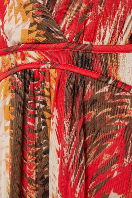 LTS Red Jersey V-Neck Maxi Dress_s.jpg