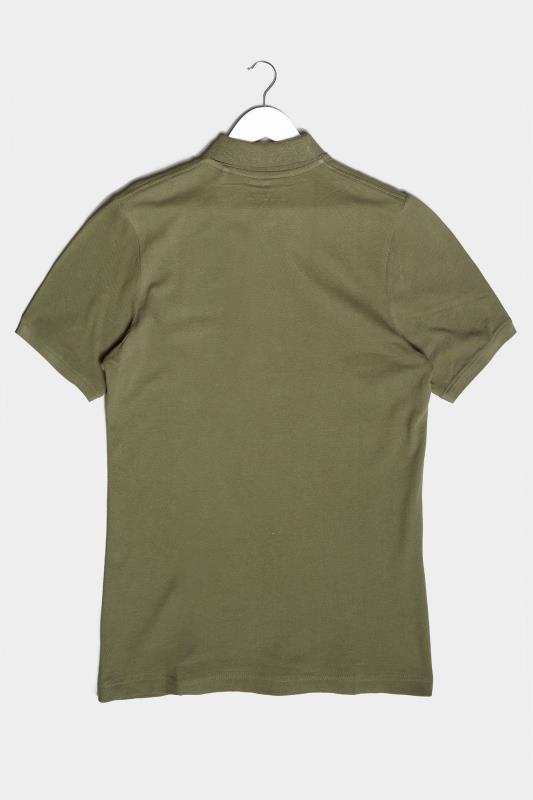 BadRhino Khaki Essential Polo Shirt_BK.jpg