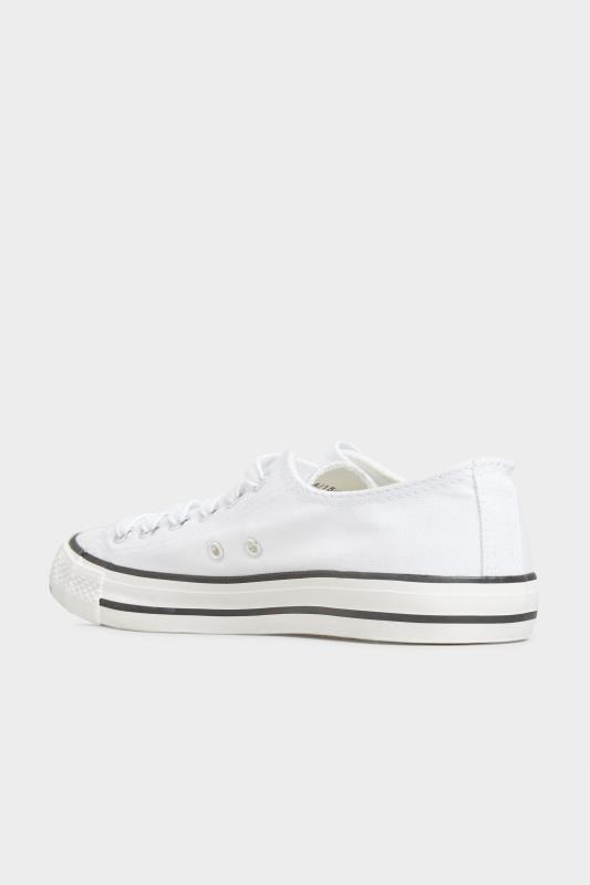 White Canvas Low Trainers In Wide Fit_C.jpg