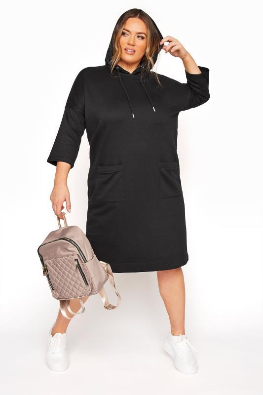 Black Longline Hoodie Dress_B.jpg