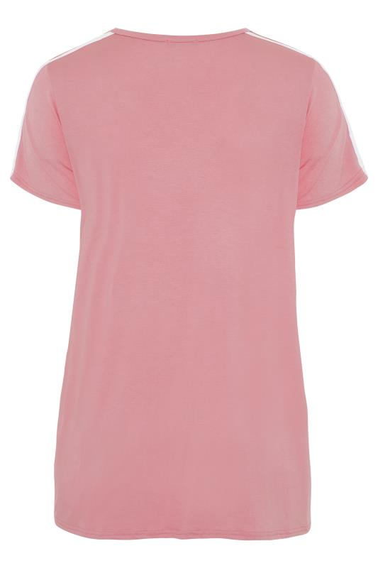 LIMITED COLLECTION Pink Tape T-Shirt