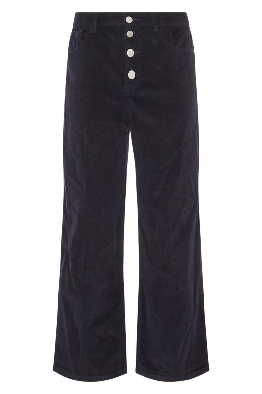 Navy Button Fly Cord Culotte_F.jpg
