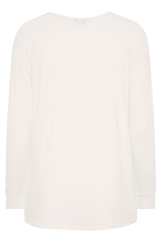 White Foil Heart Print Long Sleeve T-Shirt_bk.jpg