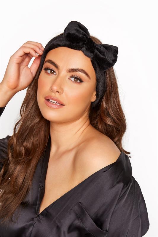 Plus Size  Black Beauty Headband
