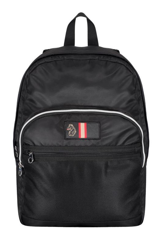 Plus Size  LUKE 1977 Black Uphill Bag