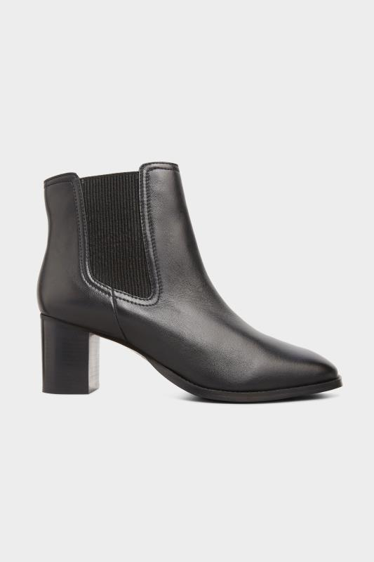 Black Leather Heeled Chelsea Boots In Extra Wide Fit_A.jpg