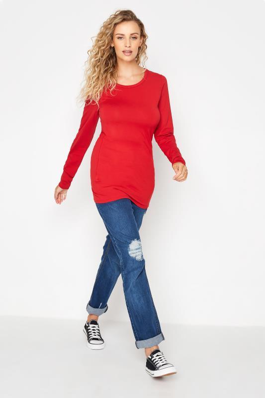 LTS Red Long Sleeve T-Shirt_B.jpg