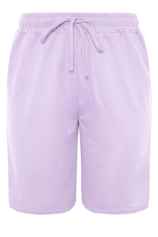 Lilac Jersey Jogger Shorts_F.jpg