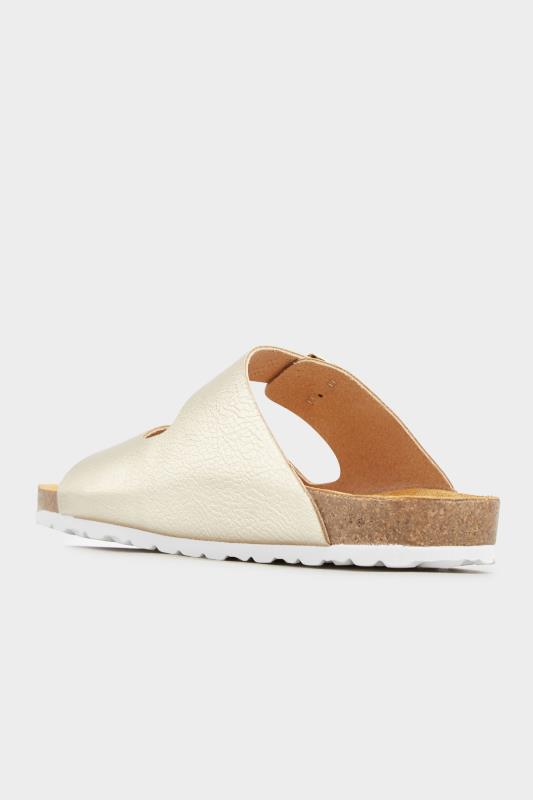 Gold Two Buckle Footbed Sandals_D.jpg