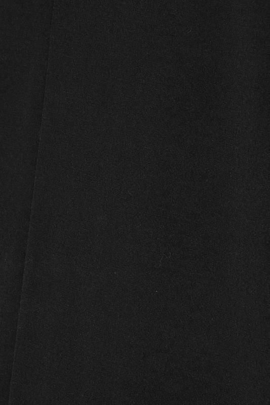 LIMITED COLLECTION Black Smock Midi Dress_S.jpg
