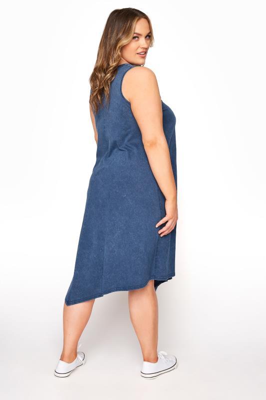 Blue Acid Wash Hanky Hem Sleeveless Dress_C.jpg