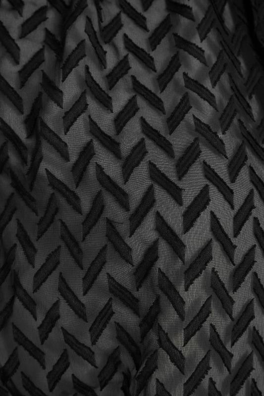 Black Tie Neck Chiffon Blouse_S.jpg