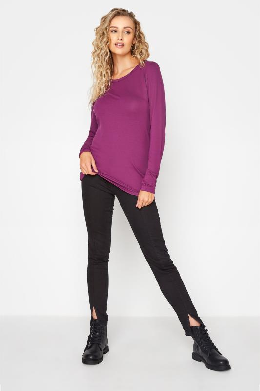 LTS Purple Long Sleeve T-Shirt_B.jpg