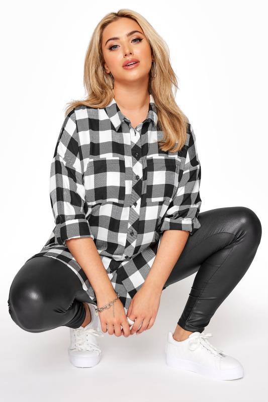 Black Check Oversized Shirt_A.jpg
