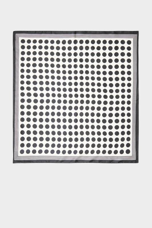 Black Polka Dot Satin Square Scarf_D.jpg
