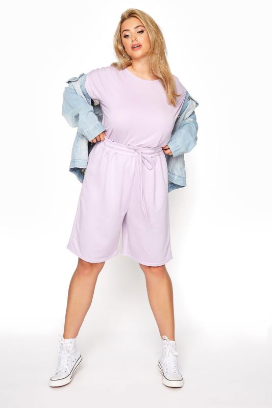 Lilac Jersey Jogger Shorts_B.jpg