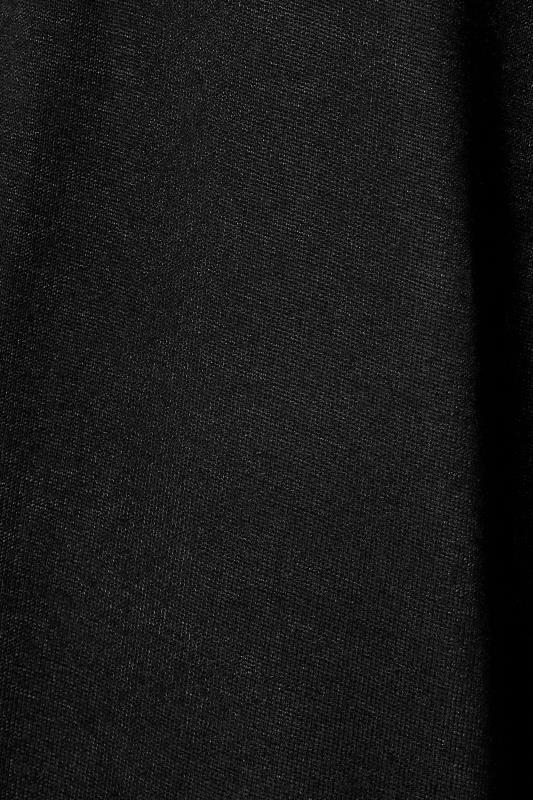 Black Extreme Dip Back Knitted Top_S.jpg