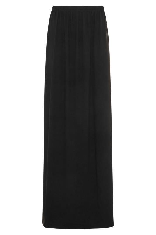 LTS Black Maxi Tube Skirt_F.jpg