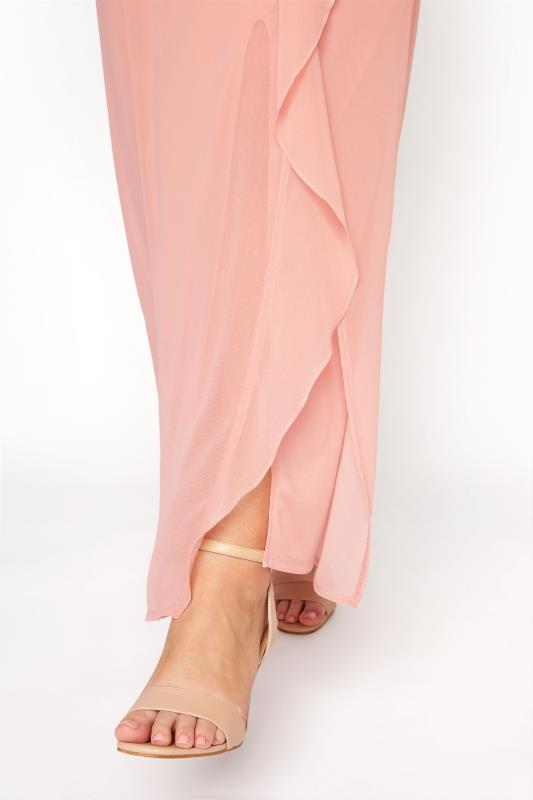 Pink Angel Sleeve Maxi Dress_E.jpg