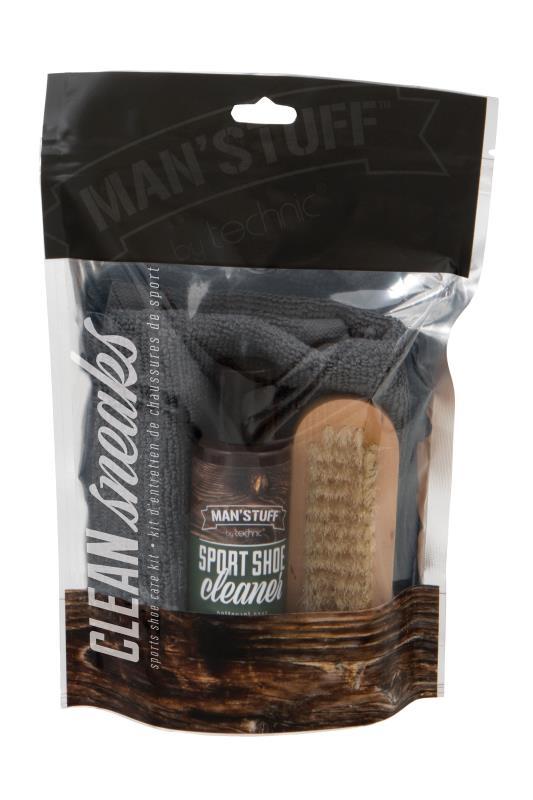 MANS'STUFF 'Clean Sneaks' Sport Shoe Gift Set