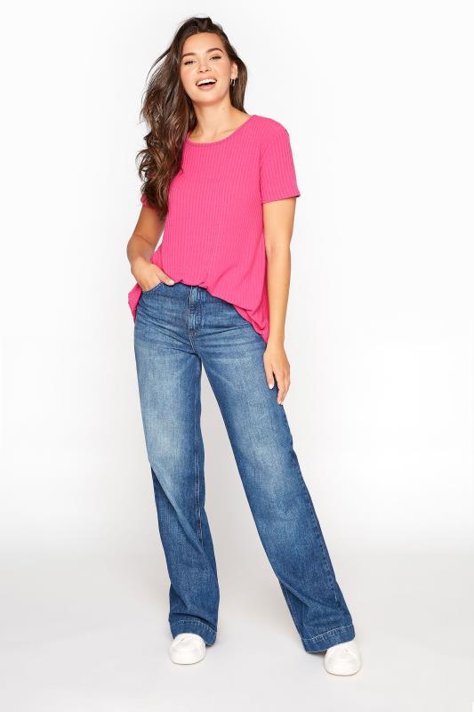 LTS Hot Pink Swing T-Shirt_B.jpg