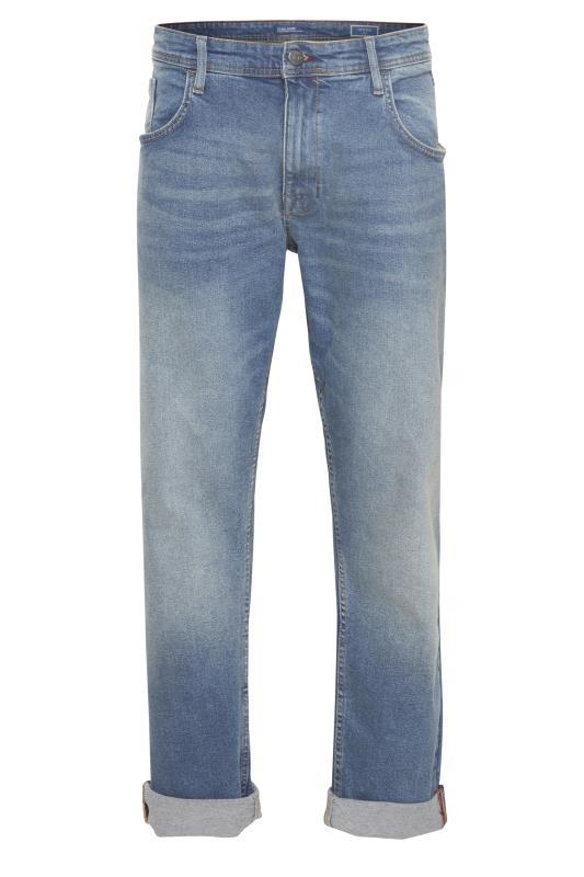 dla puszystych BLEND Stonewash Twister Jeans