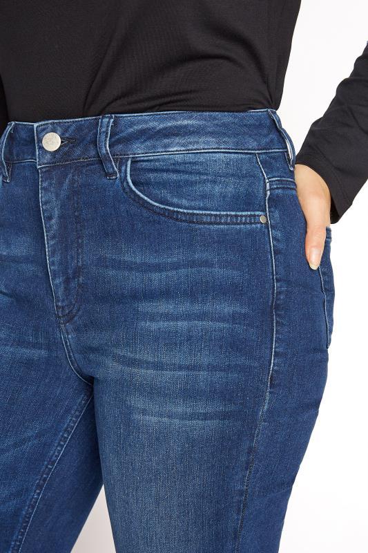 Indigo Blue Ultra Stretch Bootcut Jeans_D.jpg