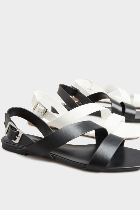 LTS Black Crossover Strap Sandals_E.jpg