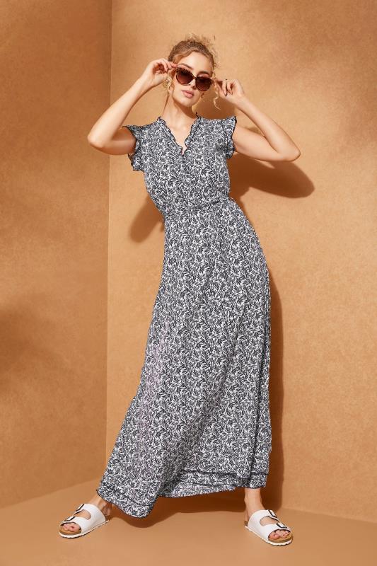 LTS Blue Leaf Print Maxi Dress_L.jpg