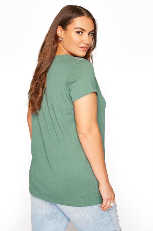 Sage Green Marl T-Shirt_C.jpg