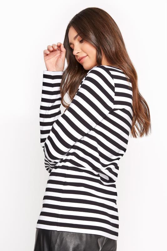Black & White Stripe Long Sleeve Top_C.jpg