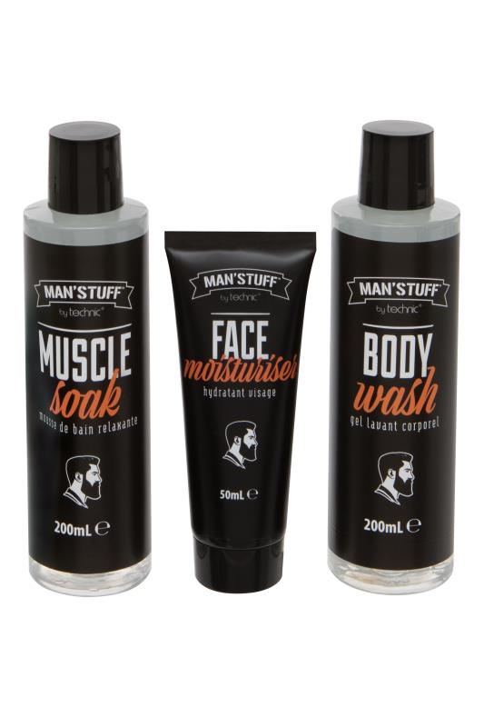 MANS'STUFF 'Bag It Up' Toiletry Gift Set