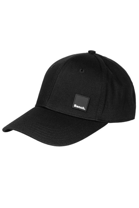 Plus Size Hats BENCH Black Wesson Cap