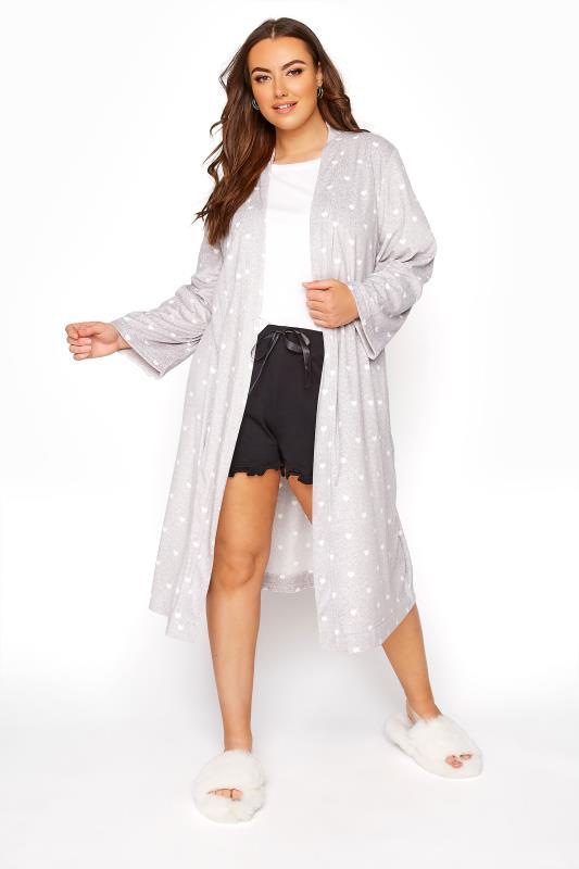 Grey Flannel Fleece Heart Dressing Gown_B.jpg