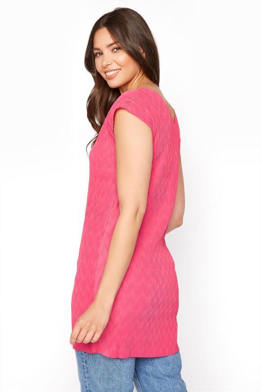 Pink Sleeveless Plisse Tunic_C.jpg