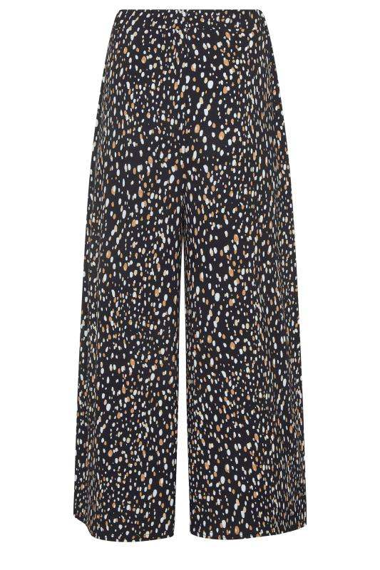 LTS Black Abstract Spot Cropped Trousers_bk.jpg