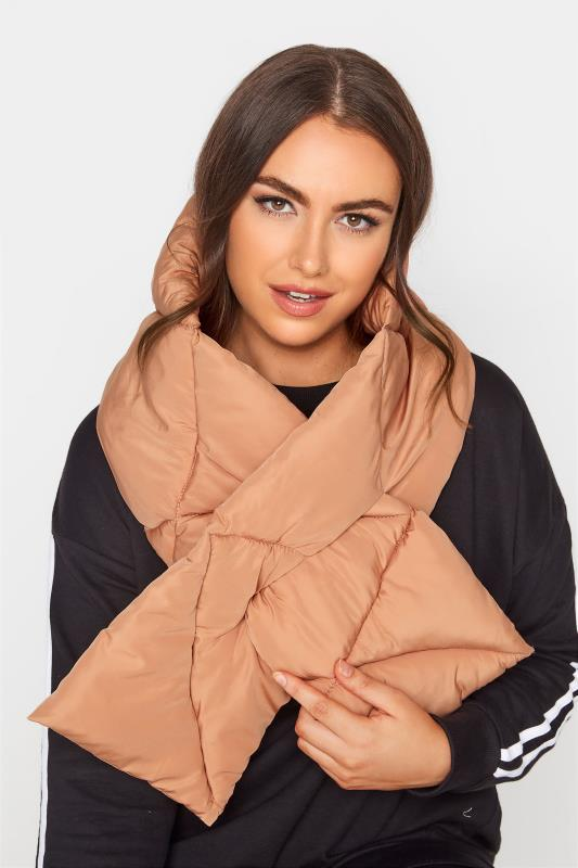 Pink Quilted Padded Scarf_M.jpg